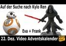 22. Dez. auf der Suche nach Kylo Ren – Champions Münze – Star Wars Das Erwachen der Macht