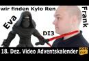 23. Dez. wir finden Kylo Ren mit Opi Darth – Champions Münze – Star Wars Das Erwachen der Macht